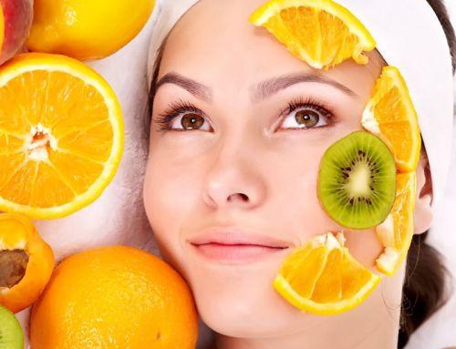 Οξέα φρούτων για ακμή
